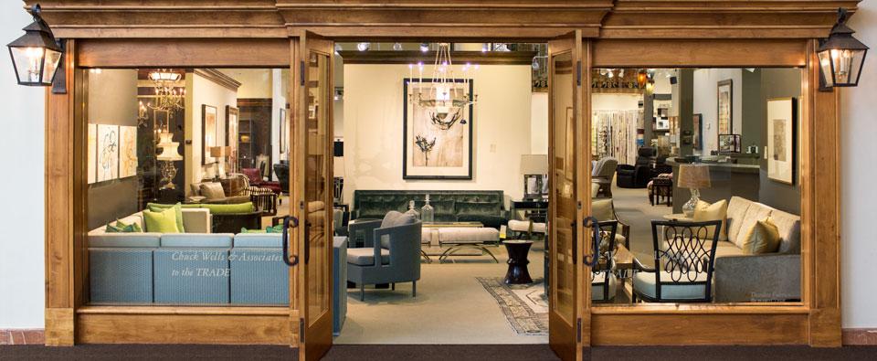 Chuck Wells & Associates Show Room
