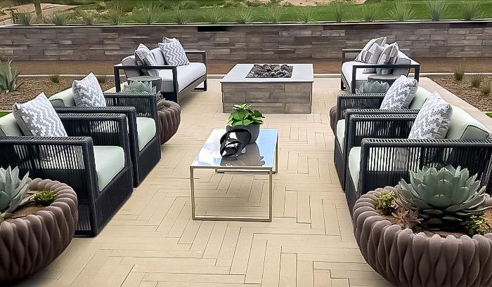 Sunset West Chuck Wells Associates, Sunset West Outdoor Furniture